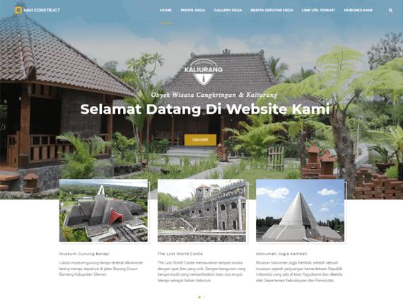 Web Desa Theme Park