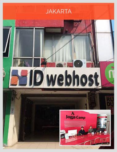 Kantor IDwebhost Jakarta