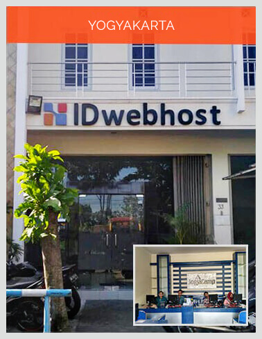 Kantor IDwebhost Yogyakarta